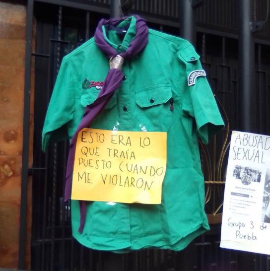Muestra de las denuncias realizadas en Córdoba 57.